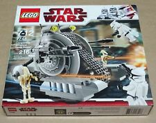 Lego Star Wars 7748 Corporate Alliance Tank Droid. Great and 100 Comp