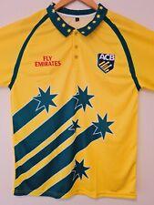 More details for australia icc cricket world cup 1999 champion raglan sports shirt