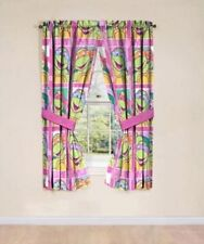 Teenage Mutant Ninja Turtles TMNT Classic Vintage Retro Curtains Pink UK seller