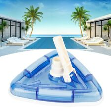 11 Inch Portable Swimming Pool Vacuum Brush Head Cleaning Tool Maintenance Parts