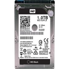 Wd Black 2.5-inch 1tb Performance Hard Drive - Sata - 7200 - 32 Mb Buffer