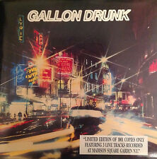 LMT EDT 2 LP 33 GALLON DRUNK from the heart of town inner ITALY 1993 1001 COPIES