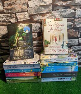 Women's Fiction Books Bundle X 12 Free P&P