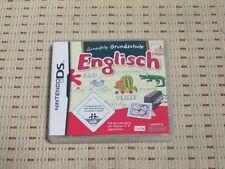 Apprendimento scuola elementare Classe 1-4 inglese per Nintendo DS, DS Lite, DSi XL, 3ds