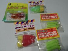 Lot Of 5 New unopened Packs of Catfish fishing items