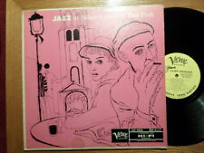 VERVE LP RECORD MONO MGV 8119/DON BYAS BERNARD PEIFFER/JAZZ FROM ST GERMAIN DES