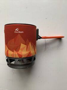 """Fire-Maple """"Fixed-Star 3"""" Solo Cooking System, Pot Only! Read Description"""