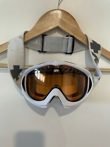 SPY+ Adults Snow Goggles snowboarding skiing winter