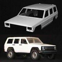 Für 1/10 RC Jeep Cherokee Axial SCX10 90046 RC4WD 313MM Wheelbase Car Body Shell