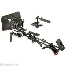 Camtree Shoulder Steady Rig Kit for Sony Nex-FS700 Camera Mattebox Follow focus