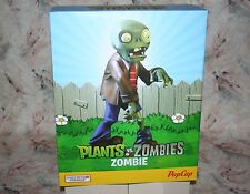 "PLANTS VS. ZOMBIES ""ZOMBIE"" RESIN STATUE 13"" LTD EDITION POPCAP NEW SEALED"