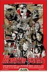 The Monster Squad Movie Poster 39/450 Halloween 🎃Art Tyler Stout Mondo SIgned