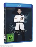 James Bond 007 - Spectre [Blu-ray] Uncut (NEU/OVP) Daniel Craig, Christoph Waltz