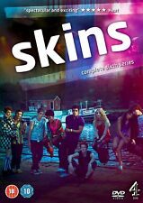 SKINS SERIES 6 DVD BOX SET NEW SEALED SEASON SIX