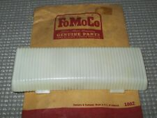 NOS 1956 Mercury dome lamp lens, with wrapper!