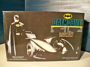 Aoshima Batmobile Batman 1/32 model 1998 Japanese Rare
