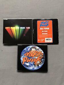 Daft Punk cd bundle / joblot (singles)