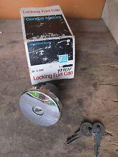 NOS 1970's CHEVROLET Locking GAS CAP 994171