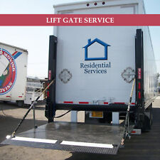 Residential & lift gate service fee for LTL product in our store