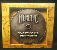 Heretic: Shadows of the Serpent Riders PC Game + Manual 1996 Mint Disc 1 Owner !