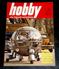 Hobby 06/70 Moto Cross, Schnelle Autos, Kfz-Technik: Elektronen weisen den Weg