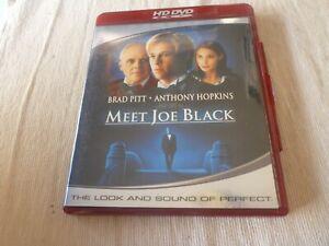 Meet Joe Black HD DVD Region Free  Brad Pitt, Anthony Hopkins
