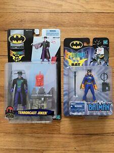 Hasbro Batman Spectrum of the Bat Sonic Stun  BATGIRL Terrorcast Joker