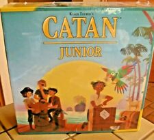 CATAN JUNIOR Klaus Teuber 2018 NEW FACTORY SEALED free PRIORITY shipping