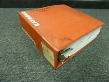 Raymond 20 21 31 EASi Reach Mast Order Picker Forklift Parts Catalog Manual 1995