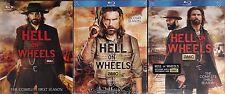 NEW - Hell on Wheels Complete Seasons 1-3 Blu-ray