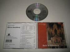 J.C.ZEHNDER/BACH IN NAUMBURG(MOTETTE/CD 13241)CD ALBUM