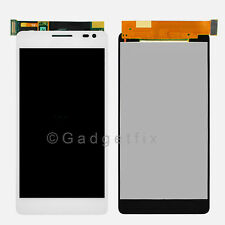 US OEM Huawei Ascend D2 LCD Screen Display + Digitizer Touch Screen Glass White