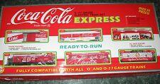K-Line K-1111 Coca-Cola Express train set