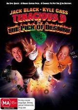 Tenacious D - The Pick Of Destiny (DVD, 2007)