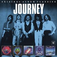 Journey - Original Album Classics [CD]