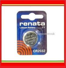 Renata CR2032 Single Use Batteries