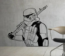 Stormtrooper Wall Decal Star Wars Vinyl Sticker Removable Home Art Decor 79(nse)