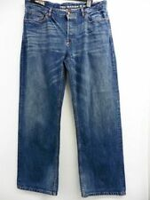 Ted Baker Mid Rise Classic Fit, Straight Jeans for Men