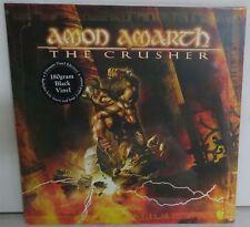 Amon Amarth The Crusher LP Black Vinyl Record new German press