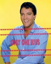 ELVIS PRESLEY in the Movies 1965 11x14 Photo GIRL HAPPY Publicity Pose Smiling