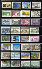 FINLAND 47 Stamps Collection Used