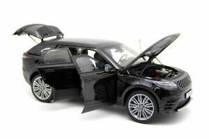Land Rover Range Rover Velar 2018 Black 1:18 Model LCD MODELS