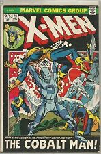 X-Men #79 Marvel (1972) Bronze Age Comic Book FN+/VF- (Vs. Cobalt Man)
