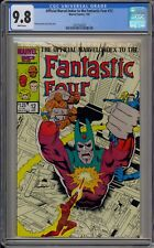 OFFICIAL MARVEL INDEX TO THE FANTASTIC FOUR #12 - CGC 9.8 -0307542024