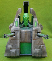 Necron Monolith well painted plastic model Warhammer 40k (missing front door)