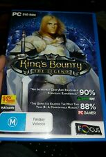 King's Bounty The Legend PC GAME - FREE POST