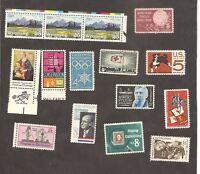 + US  Etats Unis OFFER MINT LOT #2 USA United States Postal Stamps
