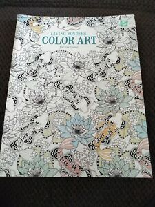 Living Wonders Color Book Leisure Arts new smoke free home 24 designs perforated