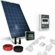 Kit Solare Camper 280W 12V Pro Pannello Fotovoltaico Regolatore Accessori