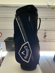Callaway Golf 2021 ORG 14 Cart Bag - Black/Charcoal/White (5120359)